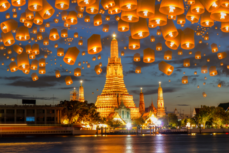 Top Rated Tourist Attractions in Bangkok