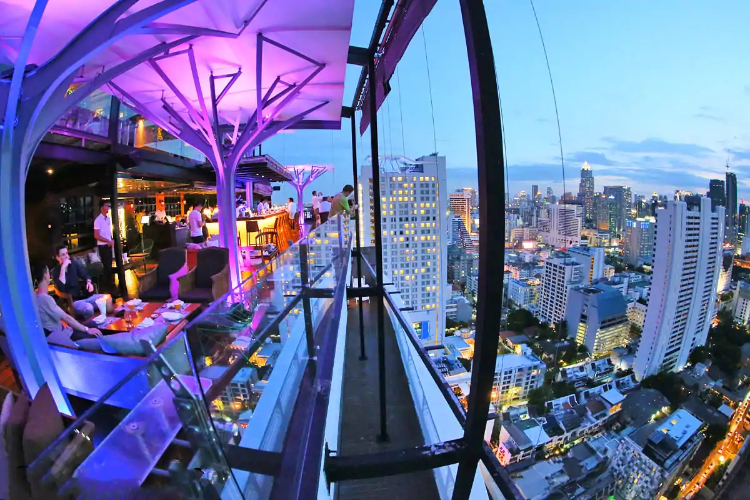 Best Bars in Bangkok 2020